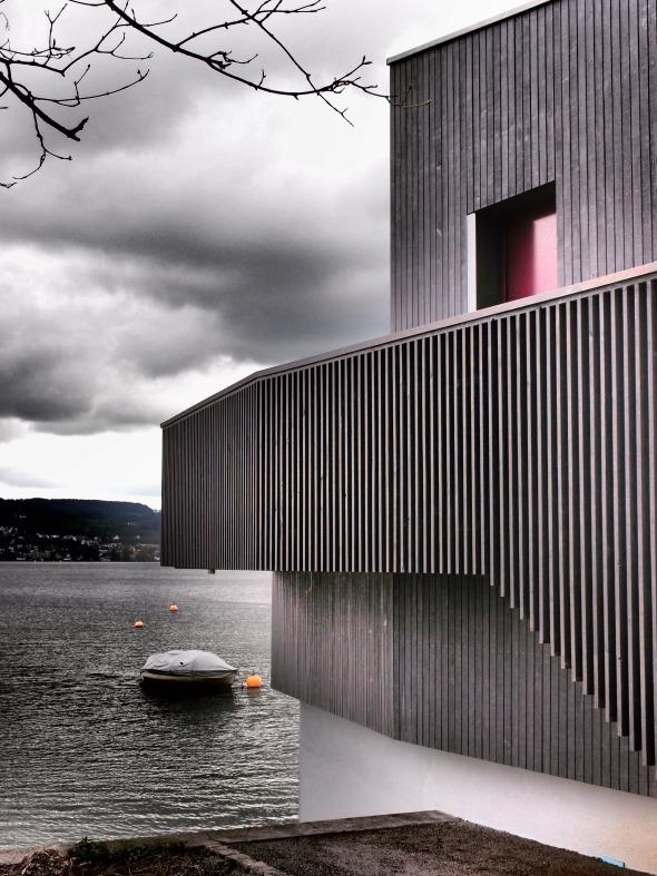 Ansicht Nordfassade © David Lopez