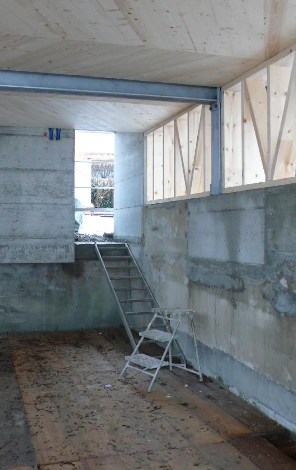 Bootsraum © Bauzeit