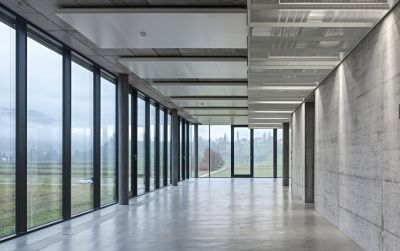 Neubau Büro- und Produktionsgebäude Hauptsitz Sotax AG