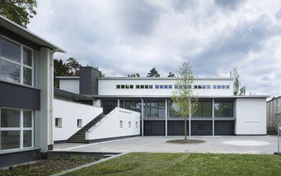 Hebelschulhaus, Gesamtsanierung und Umbau Aula