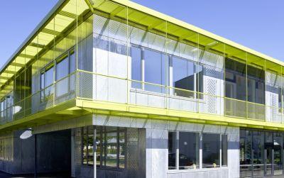 Neubau Aargauische Sprachheilschule Stein