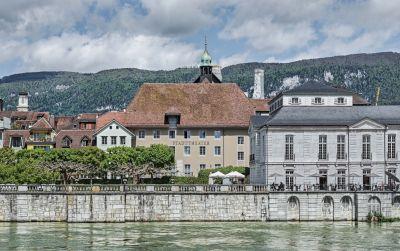 Umbau Stadttheater Solothurn