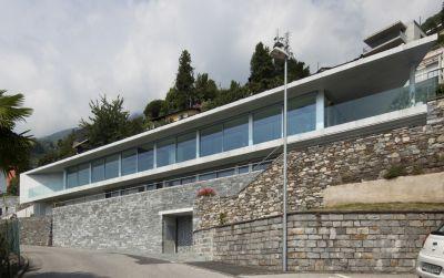 Casa bifamigliare a Brissago