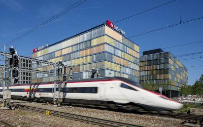 Neuer SBB Hauptsitz Bern Wankdorf