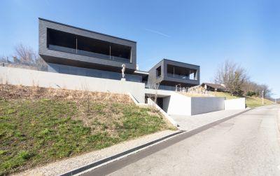 Minergie-P Wohnüberbauung HochDrei, Weinberg, 5000 Aarau