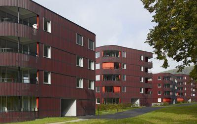 Mehrfamilienhäuser Hauental Schaffhausen