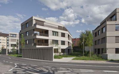 Wohnüberbauung Hofstatt, Zuchwil