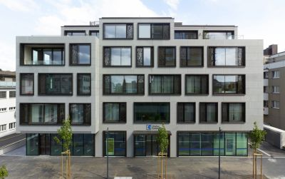 Neubau Zürcher Kantonalbank Uster