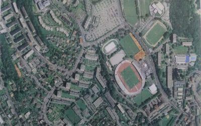 Paxil – étude du centre de football du site de la Tuillière Lausanne - nord