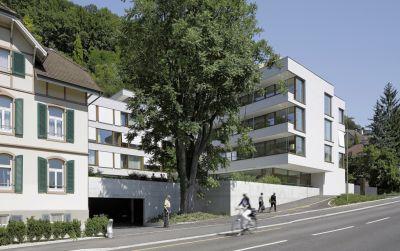 Erweiterung Pflegezentrum Brunnmatt, Liestal