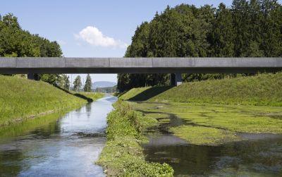 Pont Noir sur le Grand Canal