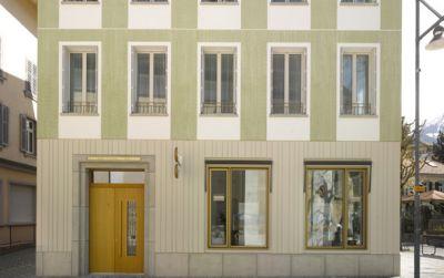 Wohn- und Geschäftshaus Tschanz