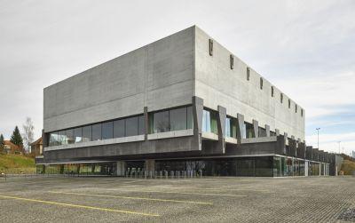 Sporthallen Weissenstein