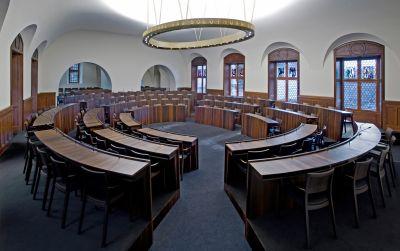 Kantonsratssaal Solothurn