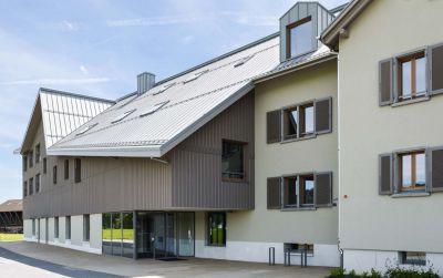 Erweiterung und Sanierung Wohn- und Pflegeheim Lindenbaum, Zuzwil SG