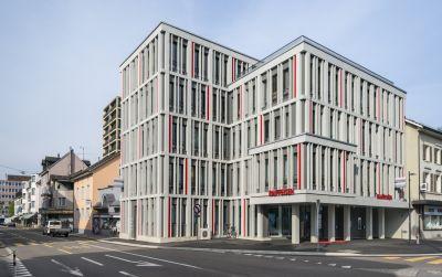 Erneuerung Raiffeisenbank Zürcher Oberland