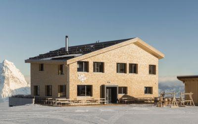 Neue Stoos Hütte
