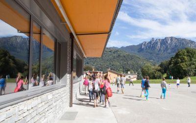 Scuola elementare 2°ciclo Capriasca