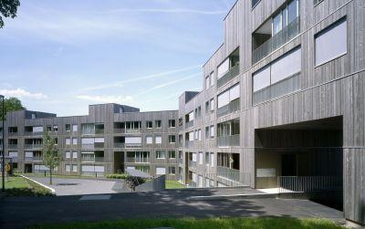 Wohnbau Gütschhöhe Luzern