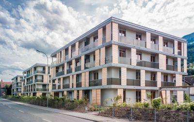 Mehrfamilienhäuser Schläppliweg Buchs