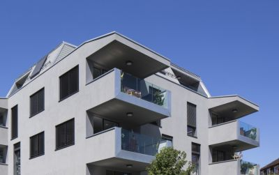 Immeuble mixte, Diablerets 11, Lausanne