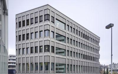 Erweiterung und Gesamtsanierung Augenklinik, Luzerner Kantonsspital