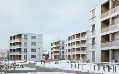 Wohnüberbauung Suurstoffi, Baufeld 3