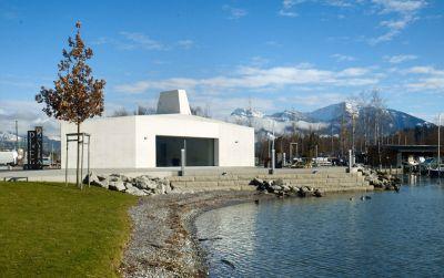 Pavillon am See Schmerikon