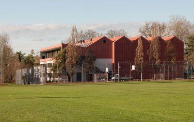 Berufsbildungschule Winterthur, Erweiterung Turnhallen Rennweg