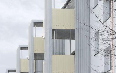 Fassadensanierung Liegenschaften Küttigerstrasse und Aarestrasse in Aarau