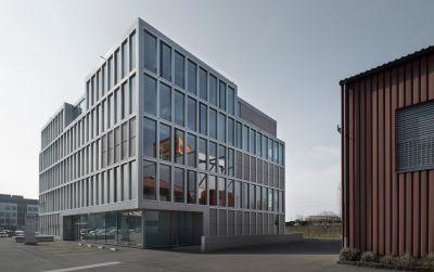 Bürohaus «Kirk Hus»