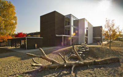 Erweiterung Schulhaus Feld Suhr