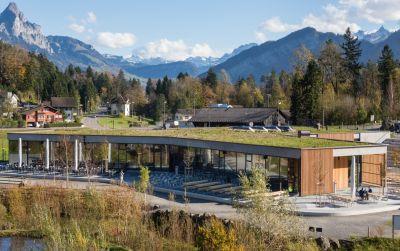 Restaurant Grüne Gans - Natur- und Tierpark Goldau