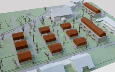 Neubau 9 Einfamilien- und 2 Mehrfamilienhäuser