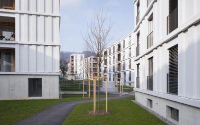 Wohnüberbauung Wasserschöpfi, Zürich-Wiedikon