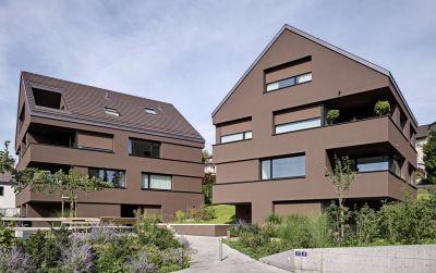 Wohnensemble in Erlenbach