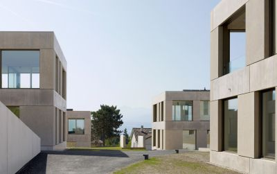 Villas urbaines, Morges