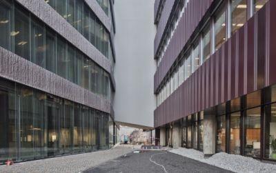 Erweiterung Credit Suisse Uetlihof