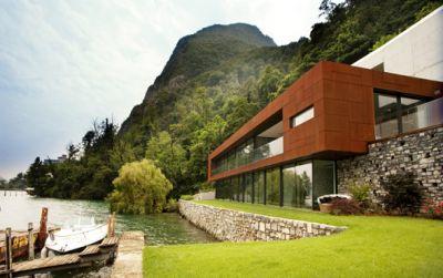 Casa Privata, Lago di Lugano