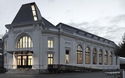 La Salle del Castillo à Vevey