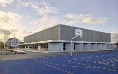 Neubau Sporthalle Aadorf