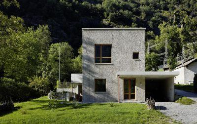 Einfamilienhaus in Castasegna