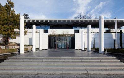 Agrandissement du Musée olympique
