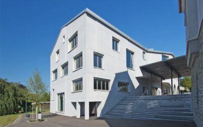 Schulhaus Neubau Trakt B