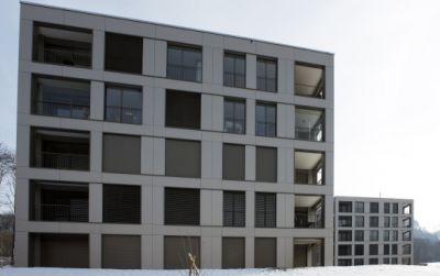 Wohnüberbauung Bornfeld, Cubus 1 + 3
