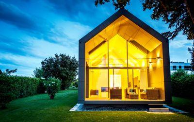 Neubau Bade- und Gästehaus