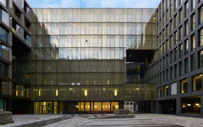 Gebäudeensemble Europaallee 21, Zürich