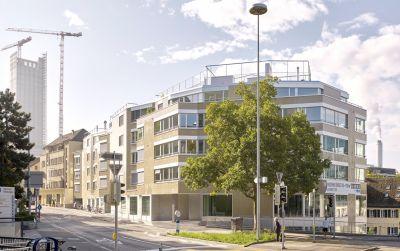 Wohn- und Gewerbehaus Speich Areal