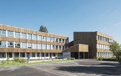 Schulhaus Säget, Jegenstorf