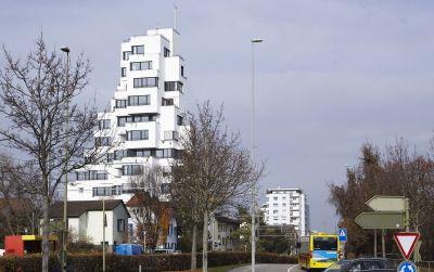 Panorama- und Gartenhaus im Park